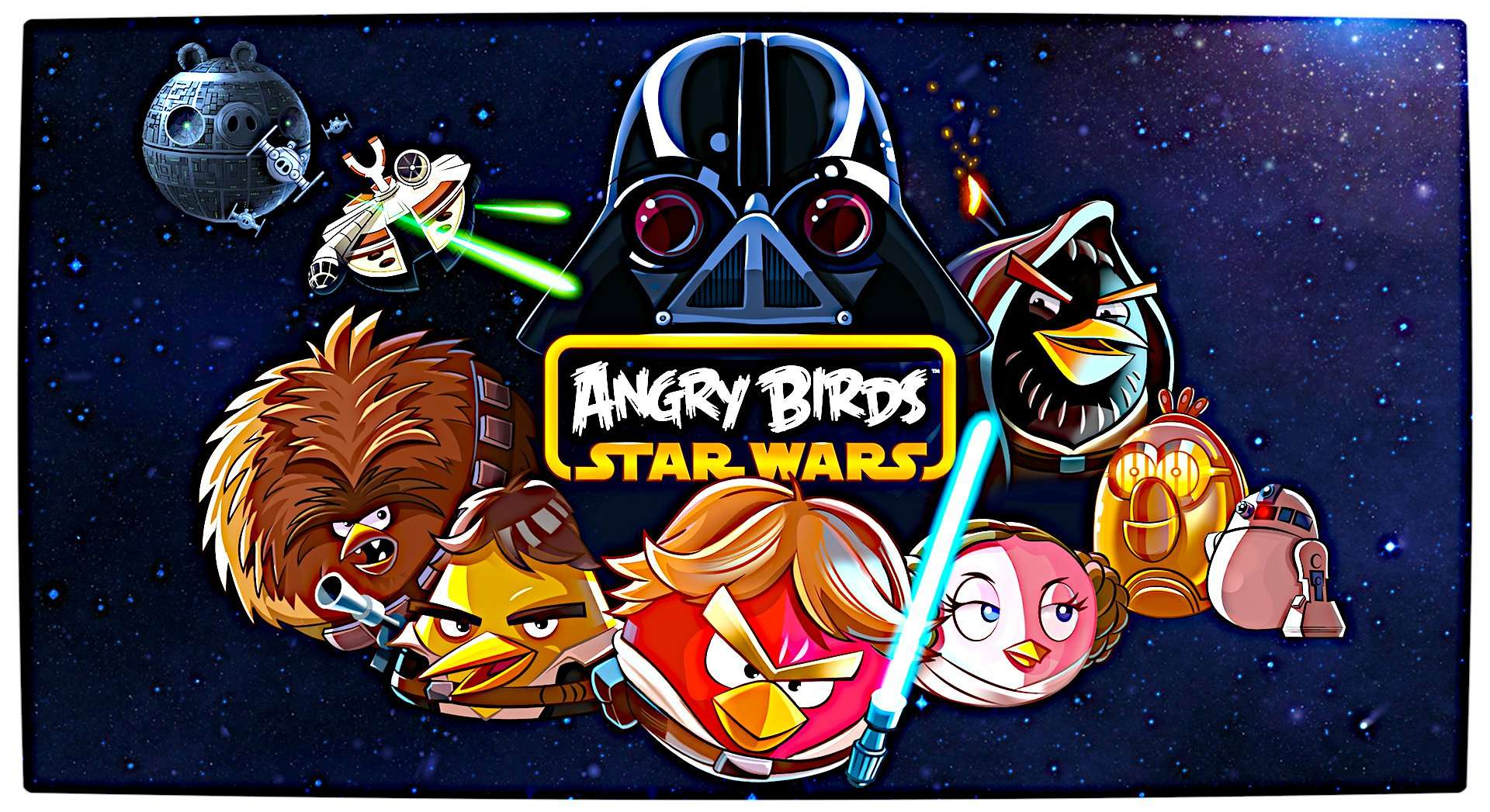Angry Birds Star Wars Is Coming