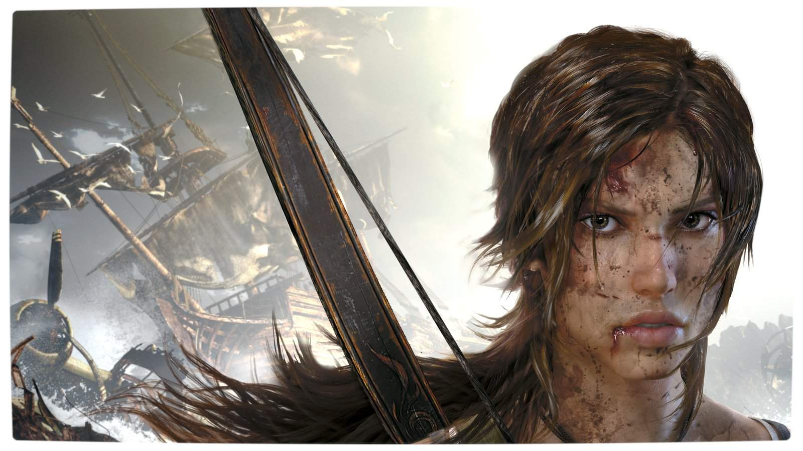 Tomb Raider : la jaquette