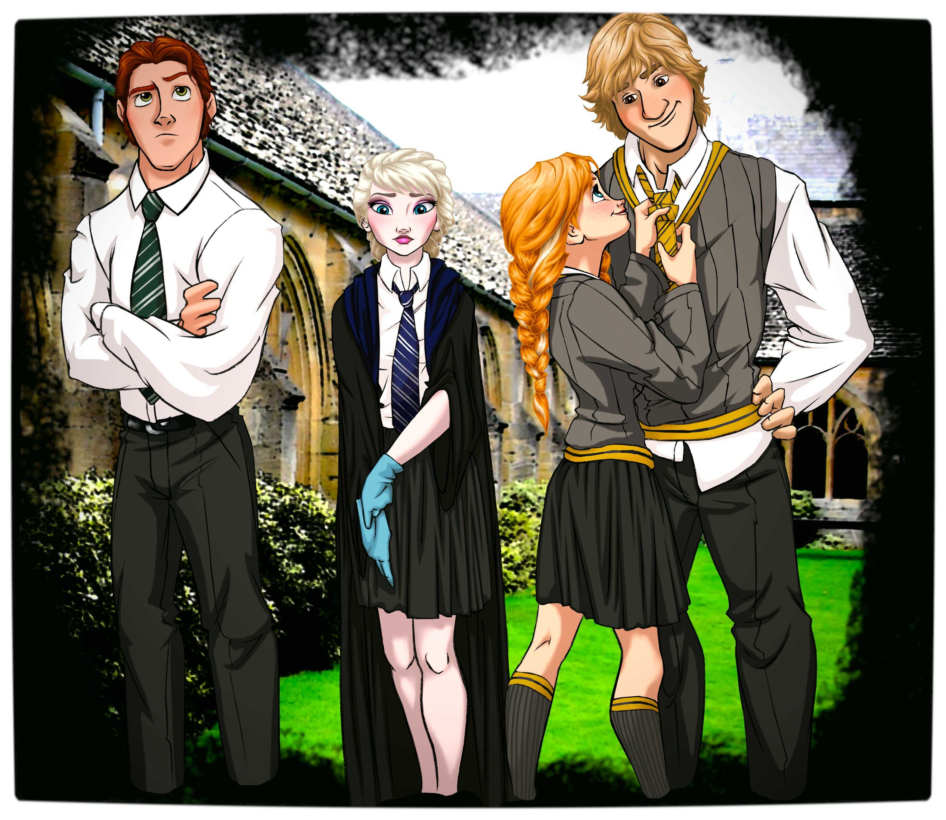 Anime Characters Hogwarts Houses : Hufflepuff characters pixshark images