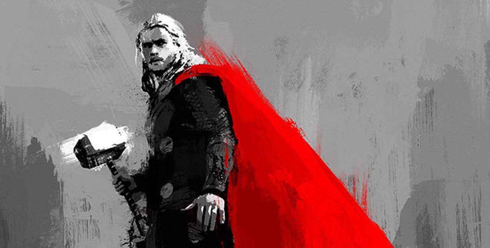 Enjoy the End Credits Artwork for 'Thor: The Dark World' on Thorsday