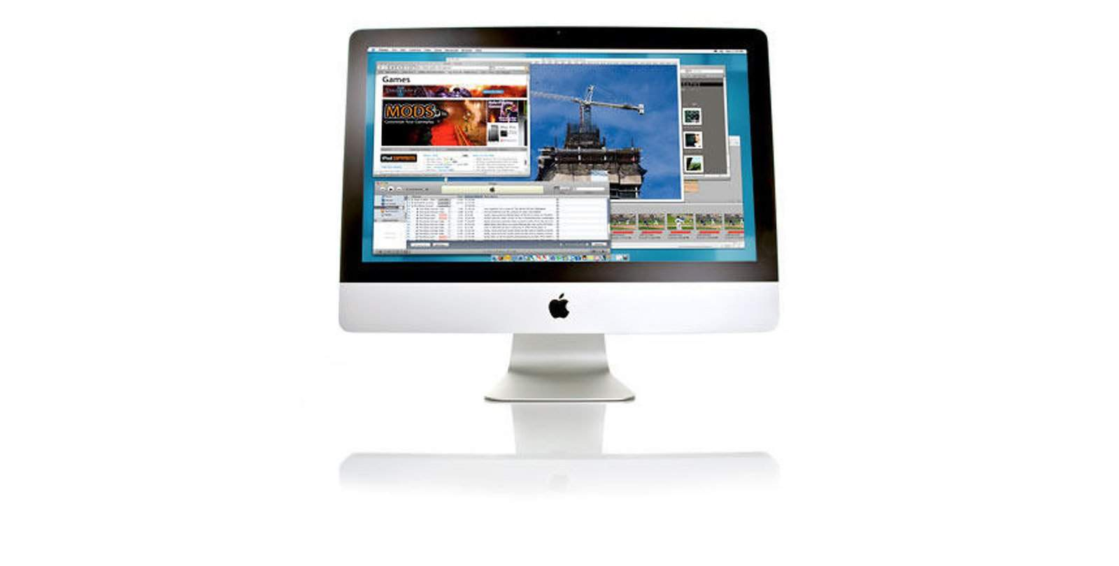 New 21.5 inch iMac Lowers Cost Barrier for Potential Mac Users