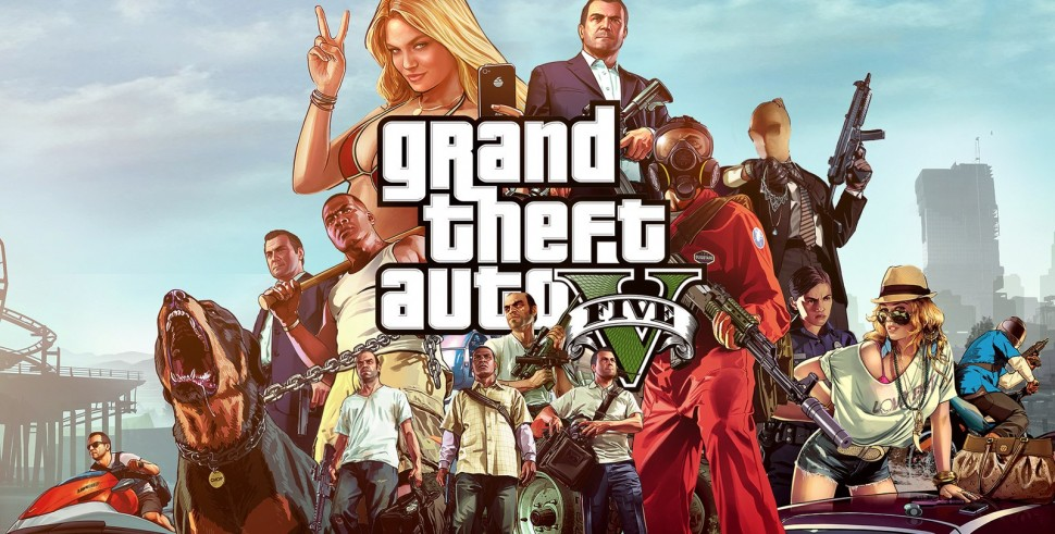 Vamers - FYI - Gaming - Grand Theft Auto V is coming to PC, Xbox One and PlayStation 4 this year - Featured Banner