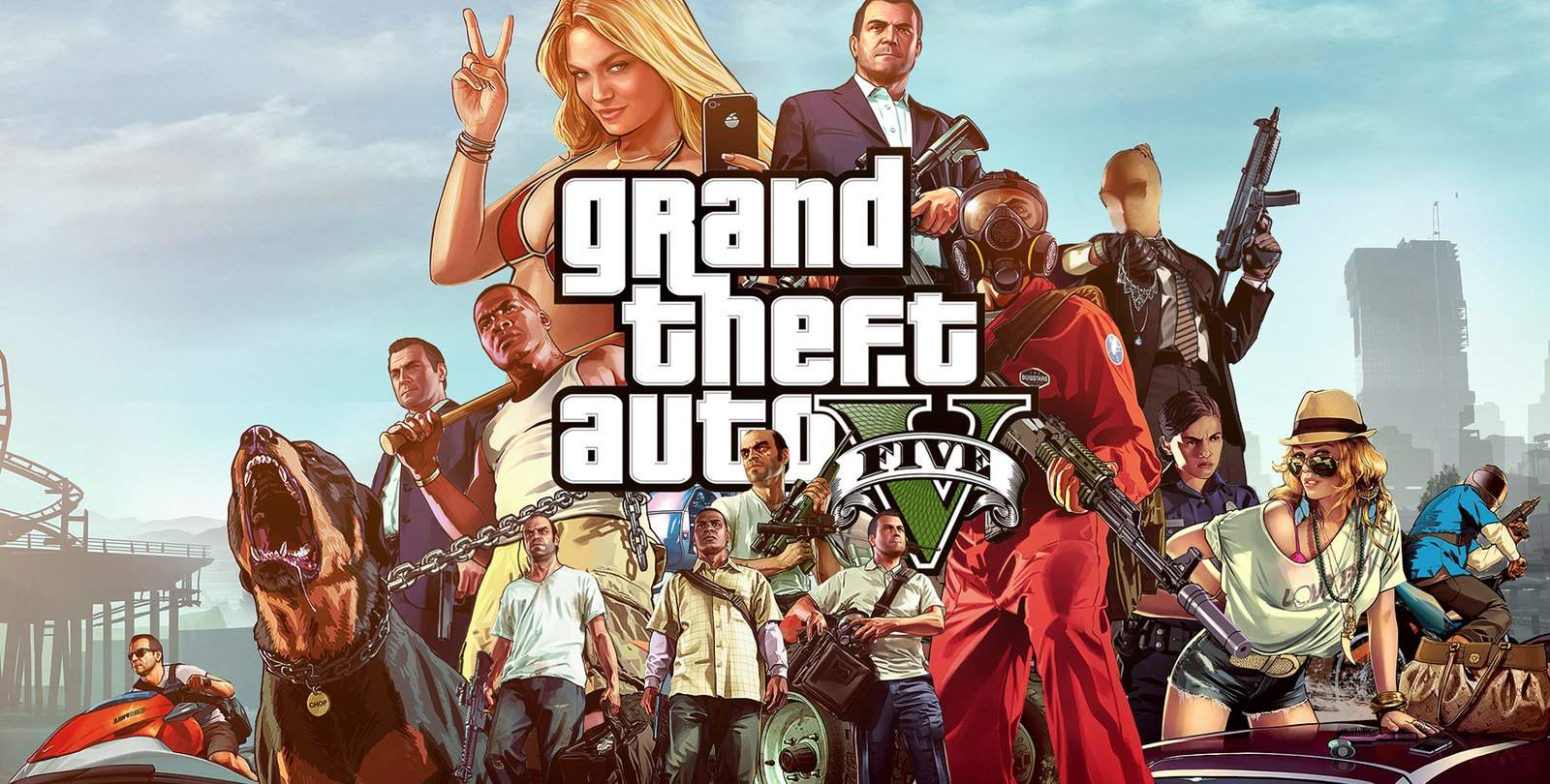 Play Grand Theft Auto V in First Person on Xbox One, PlayStation 4 and PC