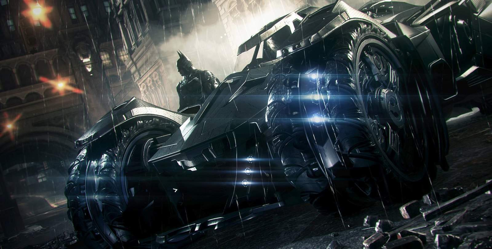Hands-On with Rocksteady's 'Batman: Arkham Knight'