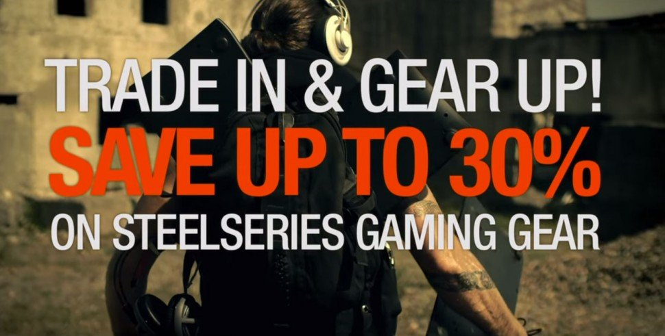 Vamers - FYI - Gaming - Help the Less Fortunate 'Step-Up' with the SteelSeries Peripheral Trade-In Program - Featured Banner 02