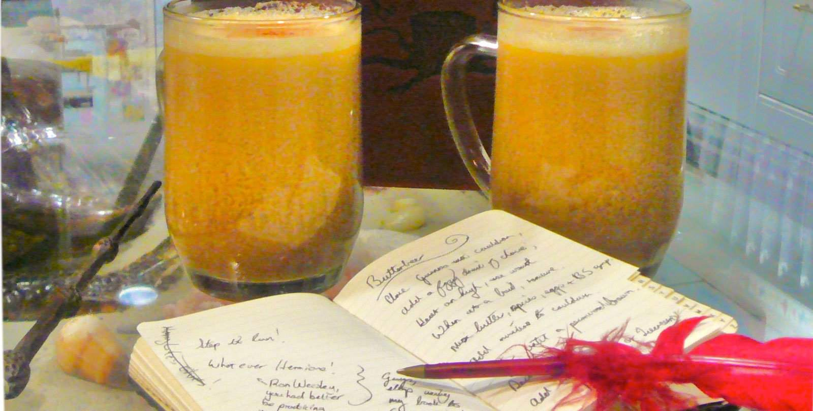 Vamers Original Harry Potter Butterbeer Recipe