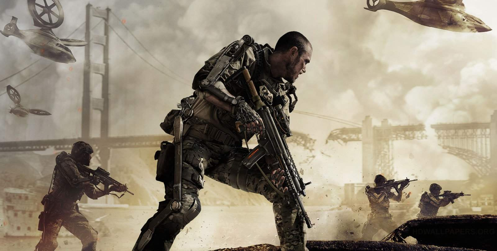 Livestream of Call of Duty: Advanced Warfare Multiplayer Gameplay