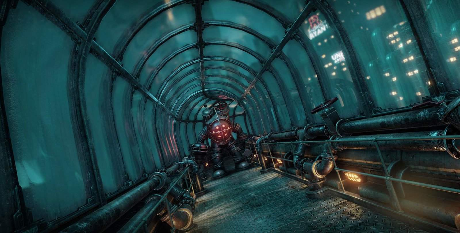 Rediscover Bioshock's Rapture on iOS