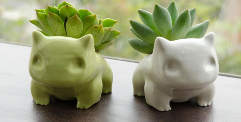 Vamers - SUATMM - Plant Your Own Bulbasaur Pot Plant - Featured Image
