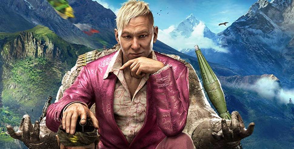 Vamers - FYI - Win a Far Cry 4 Hamper with Megarom Games - Featured Banner