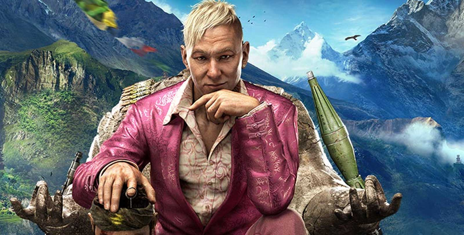Win a Far Cry 4 Hamper with Megarom Games