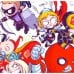Skottie Young Does Baby Covers for Marvel NOW!